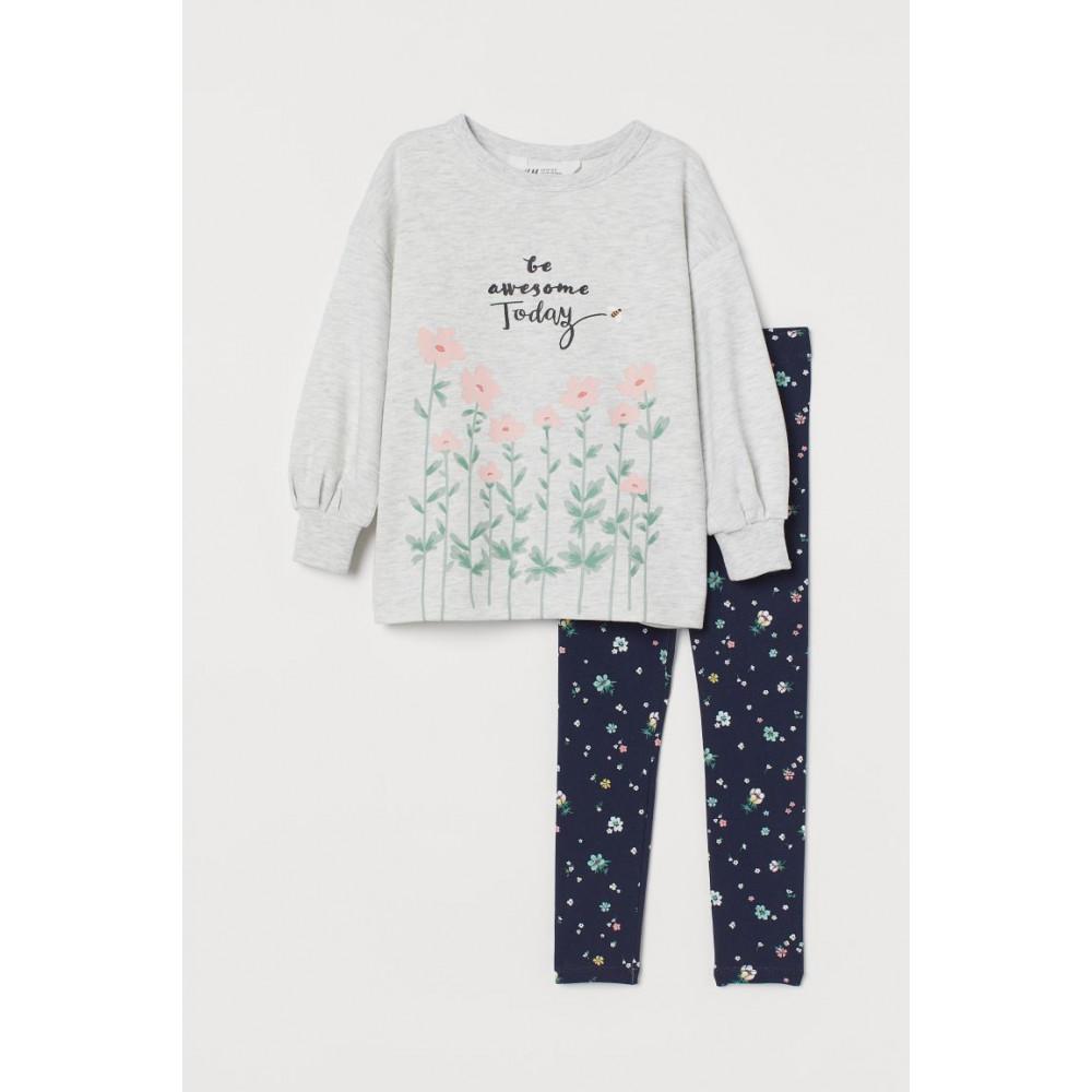 Спортивний костюм H&M для дівчаток