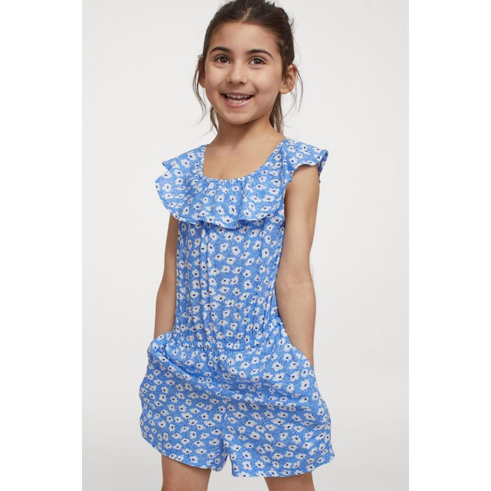 Короткий комбінезон для дівчинки H&M