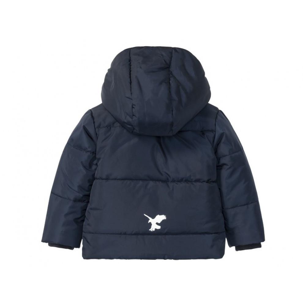 Зимова куртка для хлопчиків LUPILU